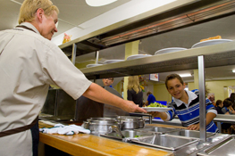 Residence food services